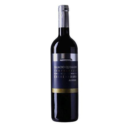 """Vinho Tinto """"Palacio Quemado"""" Tempranillo 2016"""