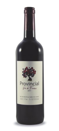 "Vinho Tinto ""Provincial Vin de France"" 2017"