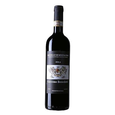 "Vinho Tinto ""Brunello di Montalcino Giacomo Benedetti"" 2014"