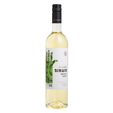 """Vinho Branco """"Sinais Don Guerino"""" Moscato Giallo 2020"""