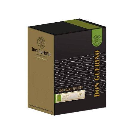 Vinho Branco Bag In Box Don Guerino 3 L