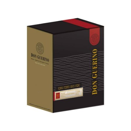 Vinho Tinto Bag In Box Don Guerino 3 L