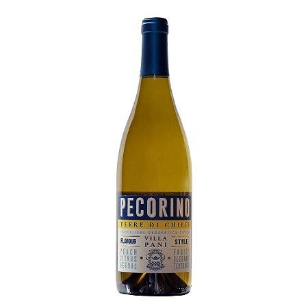 """Vinho Branco """"Pecorino Terre Di Chieti""""  Di Abruzzo 2018"""