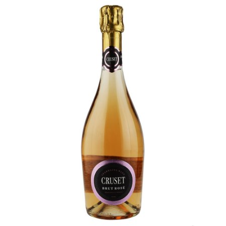 """Espumante """"Cruset"""" Brut Rosé"""
