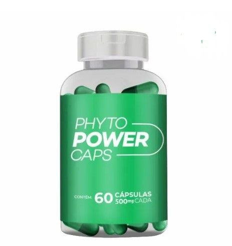 Phyto Power Caps - Promoção