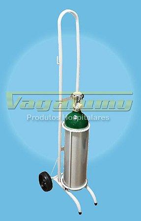 Carrinho para Oxigênio - Vagalumy