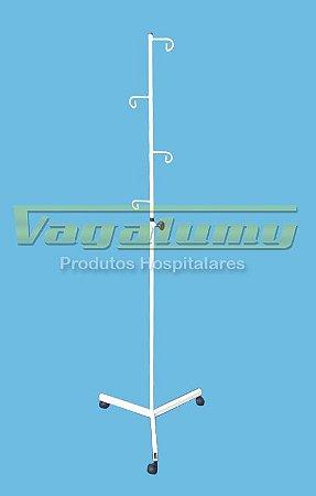 Suporte para Soro com 4 Ganchos SSV-03 - Vagalumy