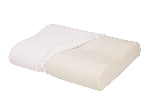 Travesseiro Anatômico Imola Confort Látex Perfil Médio - Perfetto