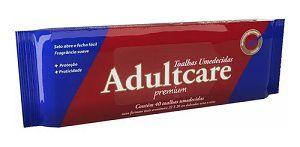 Toalha Umedecida AdultCare Premium