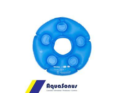 Almofada de Gel Redonda Com Orifício - Aquasonus