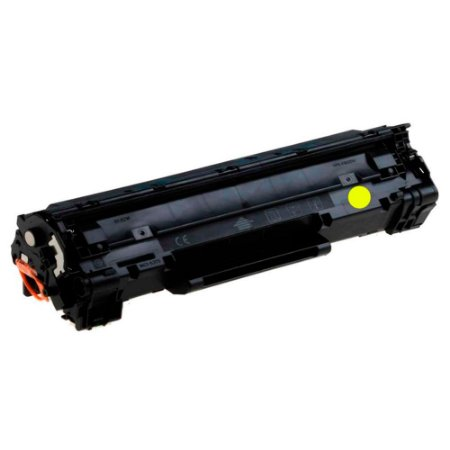Toner para HP CF402X 201X   M252DW   M277   Yellow Compatível 2.4k