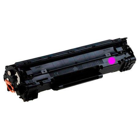 Toner para HP CF403A 201A  | M252DW | M277 | Magenta Compatível 1.4k