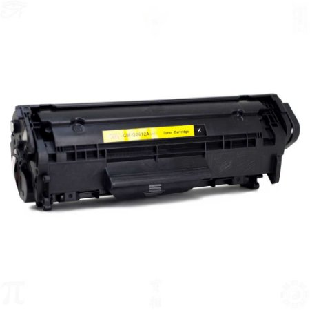 Toner para Impressora HP 1020 | HP 1018 | 3050 | Q2612 Compatível
