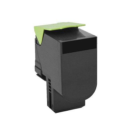 Toner para Lexmark C540 | C544 | X543 | X544 Black Compatível 2.5K