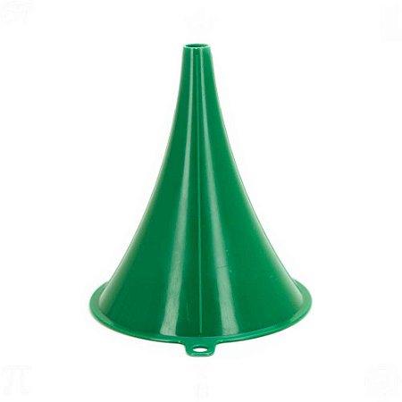 Funil Plástico para Recarga de Toner Verde