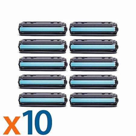 Kit 10 Toners para HP P1102W | M1132 | CE285A Específico Compatível