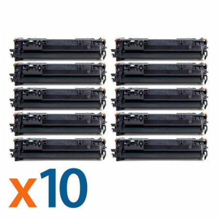 Kit 10 Toners para HP CE505A | CF280A Universal Compatível