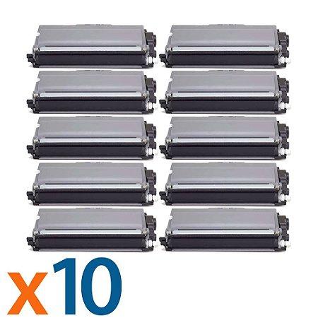 Kit 10 Toners para Brother TN 720   750   780   3332 Universal Compatível