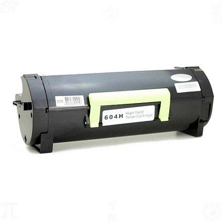 Toner Lexmark 504X 50F4H00 | MS310 MS410 MS610 Compativel 10k
