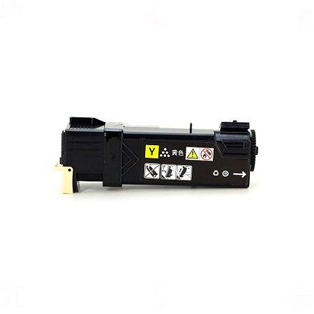 Toner para Xerox 6130   Phaser 6130 Yellow