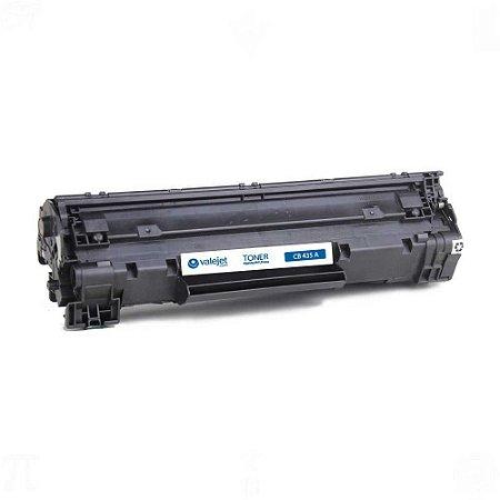 Toner para HP CB435A Remanufaturado