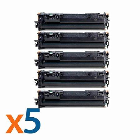 Kit 5 Toners para HP CE505A | CF280A Universal Compatível