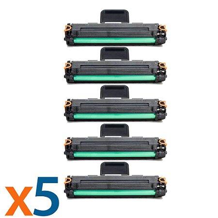 Kit 5 Toners para Samsung ML 2010   SCX 4521F   ML 1610 Compatível