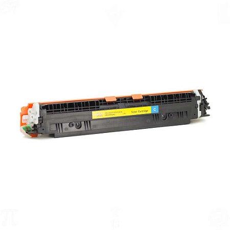 Toner para HP CP1025 | M175NW | CE311A | 126A Cyan Compativel