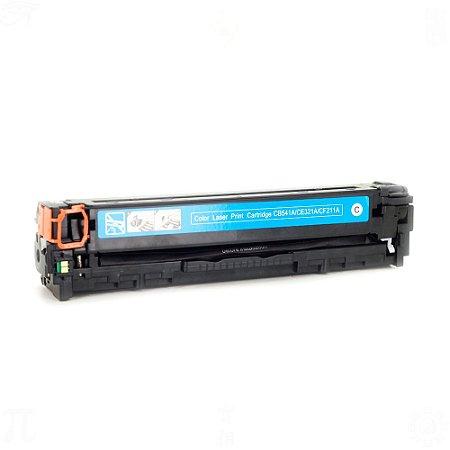 Toner para HP CM1415 | CP1525 | CE321A | 128A Cyan Compativel