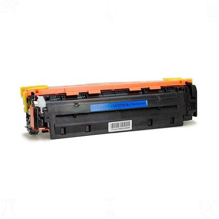 Toner para HP | 476NW | CF381A Cyan Compatível
