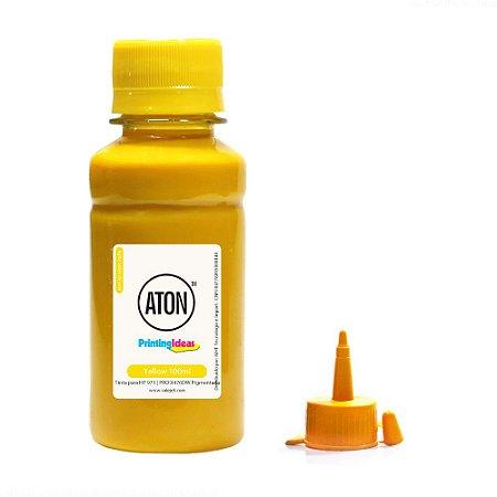 Tinta para HP 971   Pro X476DW   CN625AM ATON Yellow Pigmentada 100ml