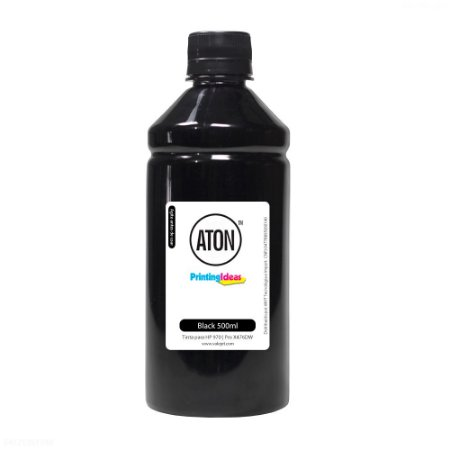 Tinta para HP 970 | Pro X476DW | CN625AM Black 500ml Corante Aton