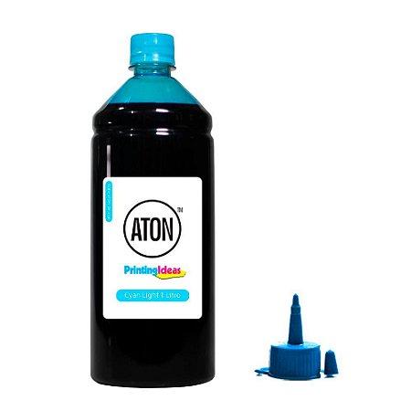 Tinta L1800 para Epson Bulk Ink Cyan Light 1 Litro Corante Aton