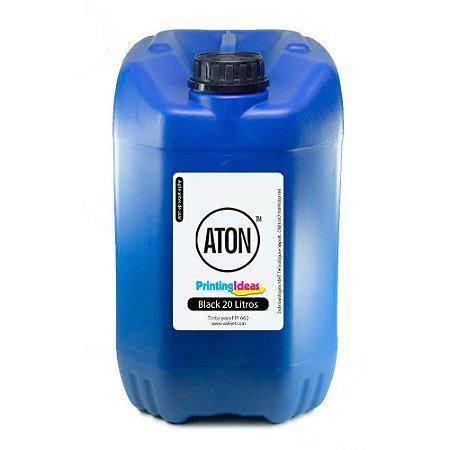 Tinta para Cartucho HP 662 | HP 2515 Black 20 Litros Aton