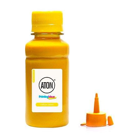 Tinta Sublimática para Epson L375 Bulk Ink Yellow 100ml Aton