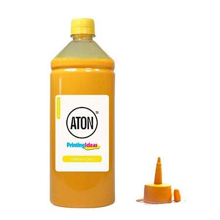 Tinta L575 para Epson Bulk Ink Yellow 1 Litro Pigmentada Aton