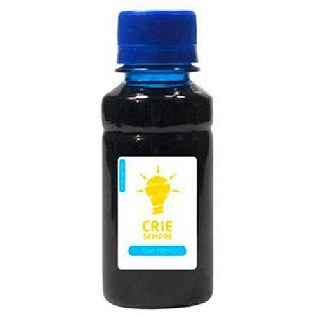 Tinta para Cartucho HP 933 | 933XL Cyan 100ml Pigmentada Crie Sempre