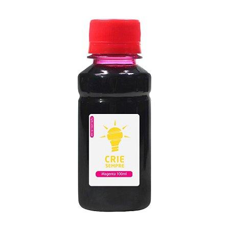 Tinta para Cartucho HP 933 | 933XL Magenta 100ml Pigmentada Crie Sempre