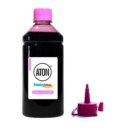 Tinta para Epson L1800 Magenta Light500ml Pigmentada Aton
