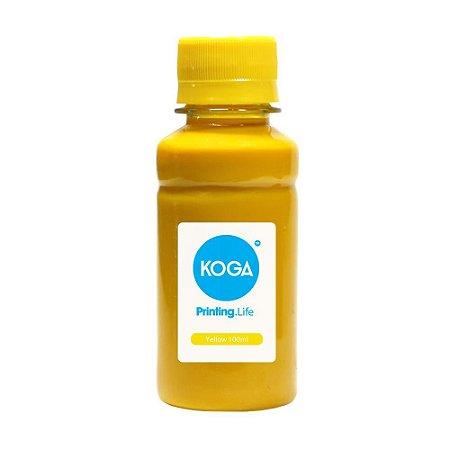 Tinta Sublimática para Epson L1455 EcoTank Yellow 100ml Koga