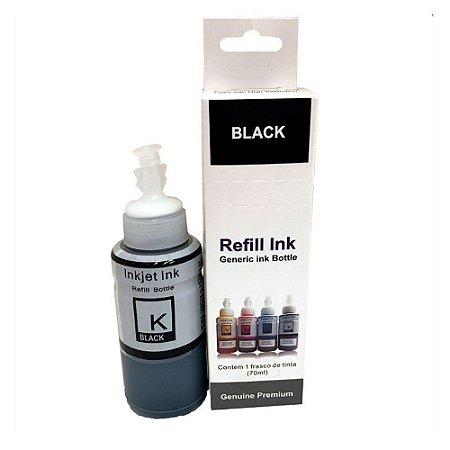 Compatível: Tinta Impressora Epson Bulk Ink L200 | L355 Black 70ml Premium
