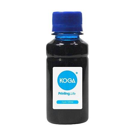 Tinta para Epson L6161 Koga Cyan Corante 100ml