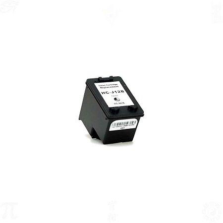 Cartucho para HP 122XL Alto Rendimento Preto Compatível 12ml