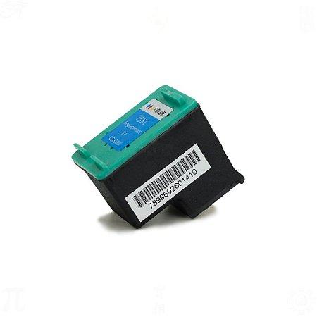 Cartucho para HP 75XL   CB338WL Colorido Compatível 18ml