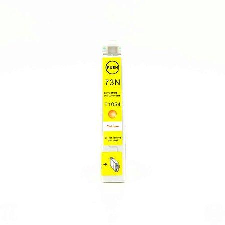 Cartucho para Epson 734 | TO734 Amarelo Compatível 10ml