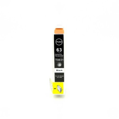 Cartucho para Epson Stylus TO631 Preto Compatível 15ml