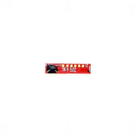 Chip para Samsung CLP 320 | CLP 325 | CLX 3185 | CLT K407S Yellow 1k