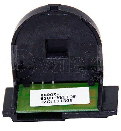 Chip para Xerox Phaser 6280 Yellow 2.2k