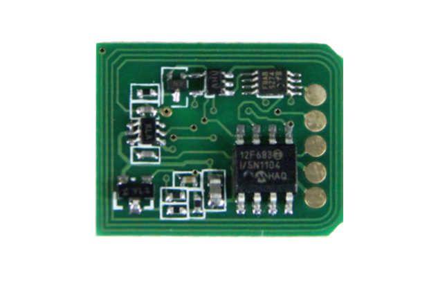 Chip para Okidata C8800 Cyan 6k