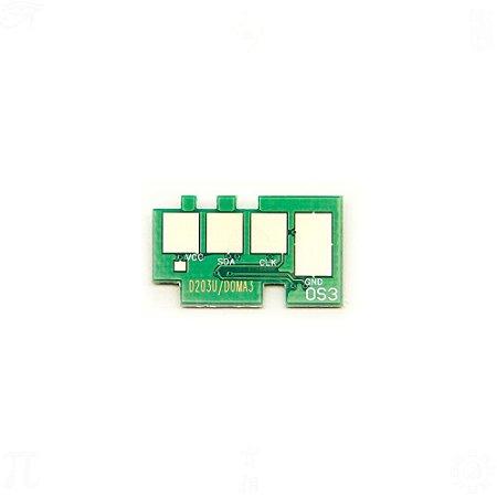 Compatível: Chip para Samsung M3820   M3870   M4020   M4070   MLT D203U 15k